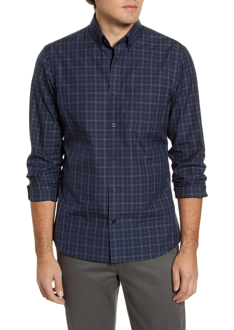 Nordstrom Men's Shop Regular Fit Button-Down Shirt