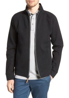 Nordstrom Men's Shop Regular Fit Fleece Jacket