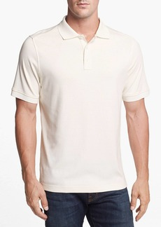 Nordstrom Men's Shop Regular Fit Interlock Polo