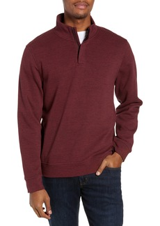 Nordstrom Men's Shop Regular Fit Quarter Zip Pullover