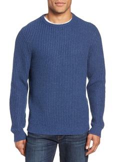 Nordstrom Men's Shop Regular Fit Ribbed Crewneck Sweater