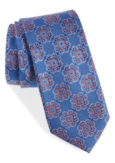 Nordstrom Men's Shop Ribera Medallion Silk Tie