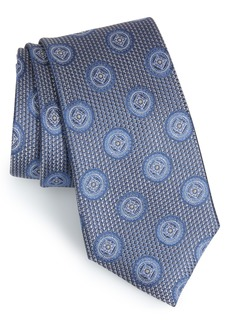 Nordstrom Men's Shop Romano Medallion Silk Tie