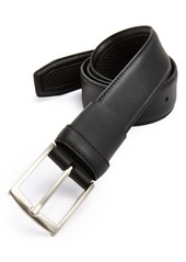Nordstrom Men's Shop Saffiano Leather Belt