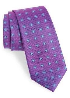 Nordstrom Men's Shop Sandy Medallion Silk Tie