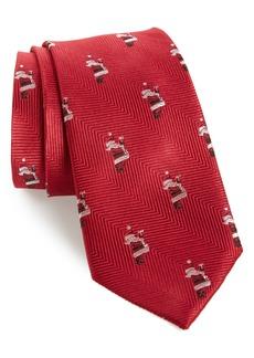 Nordstrom Men's Shop Santa Silk Tie