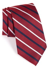 Nordstrom Men's Shop 'Sergeant' Stripe Silk Tie