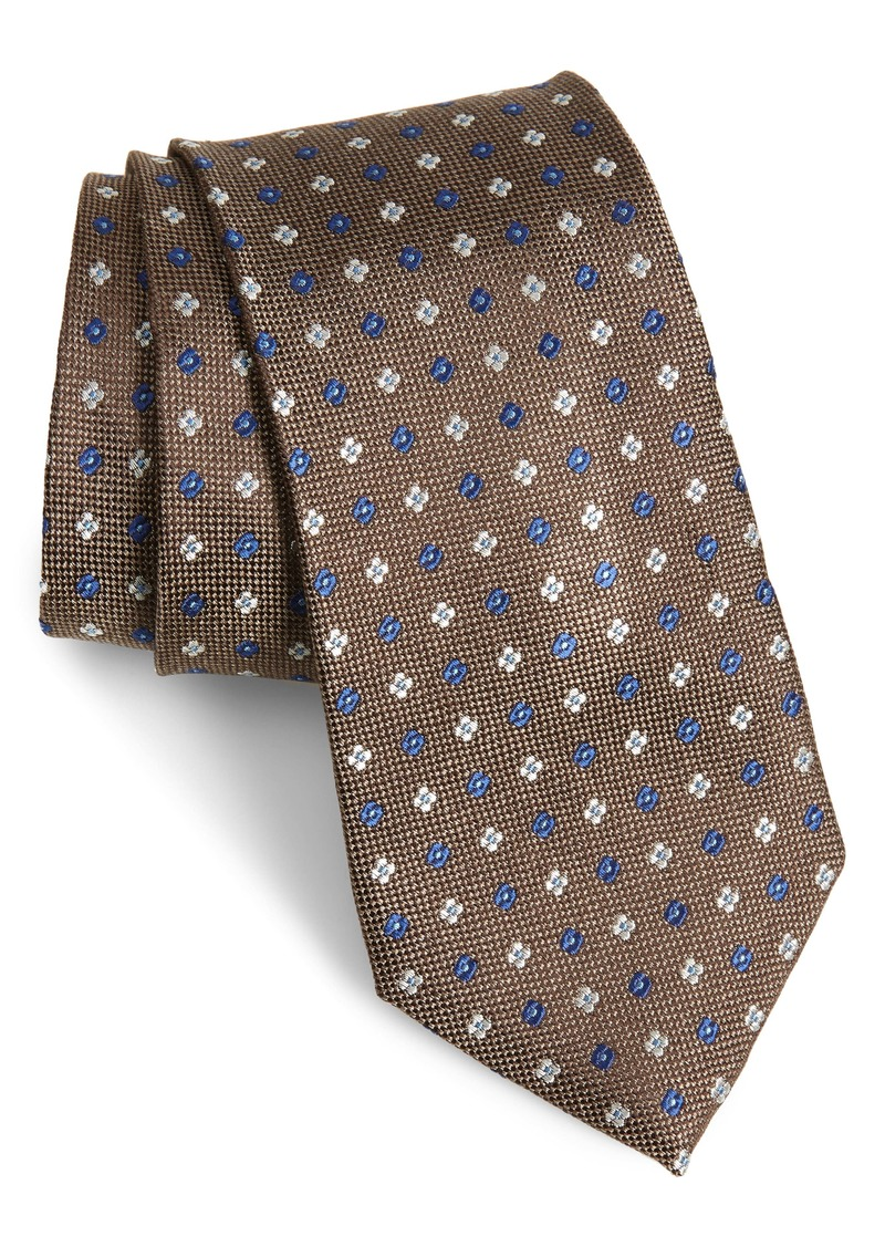 Nordstrom Men's Shop Siam Neat Silk Tie