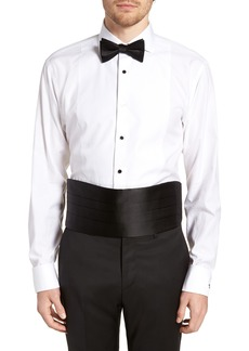 Nordstrom Men's Shop Silk Cummerbund & Pre-Tied Bow Tie Set