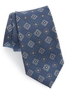 Nordstrom Men's Shop Silk Medallion Tie