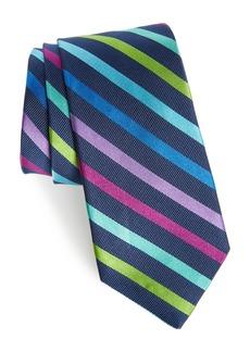 Nordstrom Men's Shop Simi Stripe Silk Tie