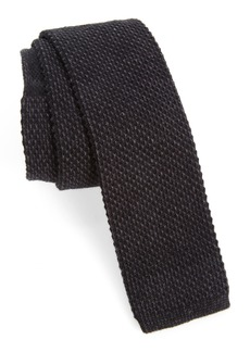 Nordstrom Men's Shop Skinny Knit Cotton Tie