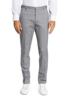 Nordstrom Men's Shop Slim Fit Textured Chinos