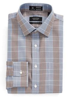 Nordstrom Men's Shop Smartcare™ Traditional Fit Graphic Check Dress Shirt