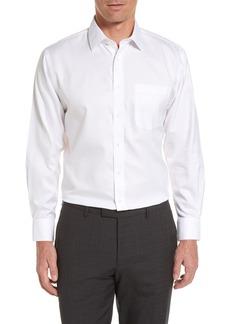 Nordstrom Smartcare™ Traditional Fit Herringbone Dress Shirt