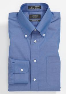 Nordstrom Men's Shop Smartcare™ Traditional Fit Pinpoint Dress Shirt