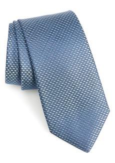 Nordstrom Men's Shop Soda Geometric Silk Tie
