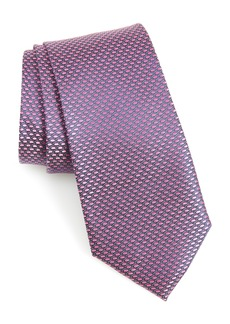 Nordstrom Men's Shop Soda Geometric Silk Tie