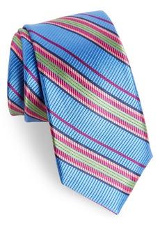 Nordstrom Men's Shop Soho Stripe Silk Tie
