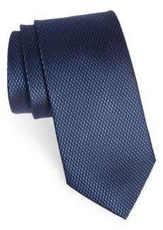 Nordstrom Men's Shop Solid Silk Tie