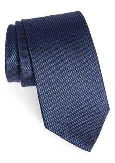 Nordstrom Men's Shop Solid Silk Tie (X-Long)