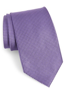 Nordstrom Men's Shop Solid Silk X-Long Tie