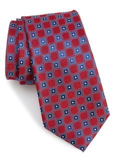 Nordstrom Men's Shop Sophia Medallion Silk Tie