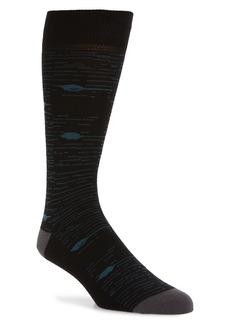 Nordstrom Men's Shop Static Stripe Socks (3 for $30)