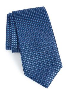 Nordstrom Men's Shop Stella Solid Silk Tie