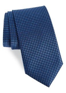 Nordstrom Men's Shop Stella Solid Silk Tie (X-Long)