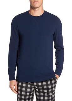 Nordstrom Men's Shop Stretch Cotton Long Sleeve T-Shirt