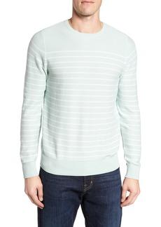 Nordstrom Men's Shop Stripe Cotton Sweater