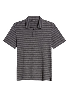 Nordstrom Men's Shop Stripe Slub Polo