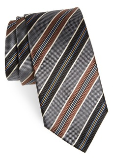 Nordstrom Men's Shop Striped Silk Tie