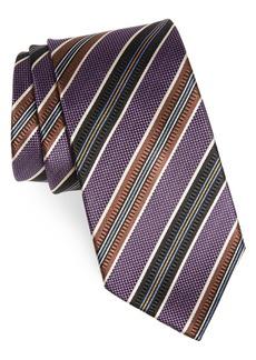 Nordstrom Men's Shop Striped Silk Tie