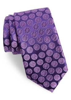 Nordstrom Men's Shop Summer Slices Medallion Silk Tie