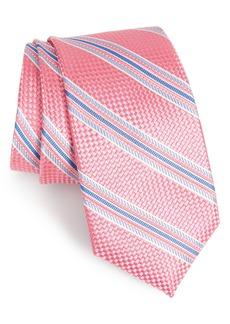 Nordstrom Men's Shop Sunlit Stripe Silk Tie