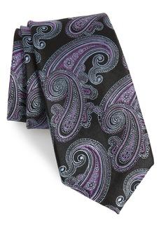 Nordstrom Men's Shop Swanee Paisley Silk Tie