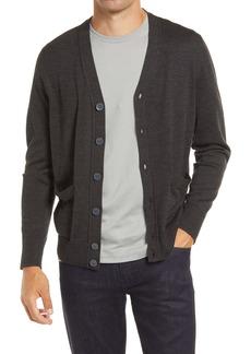 Nordstrom Men's Shop Tech-Smart Cardigan