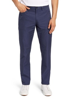 Nordstrom Men's Shop Tech-Smart Five-Pocket Performance Pants