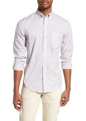 Nordstrom Men's Shop Tech-Smart Regular Fit Check Sport Shirt