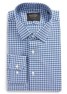 Nordstrom Men's Shop Traditional Fit Check Dress Shirt