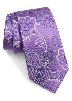 Nordstrom Terry Paisley Silk Tie