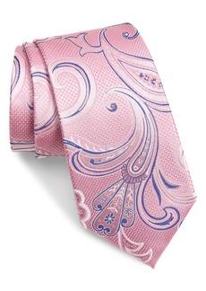 Nordstrom Men's Shop Terry Paisley Silk Tie