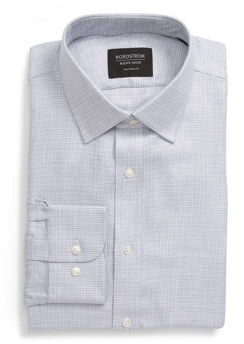 Nordstrom Men's Shop Traditional Fit Dress Shirt