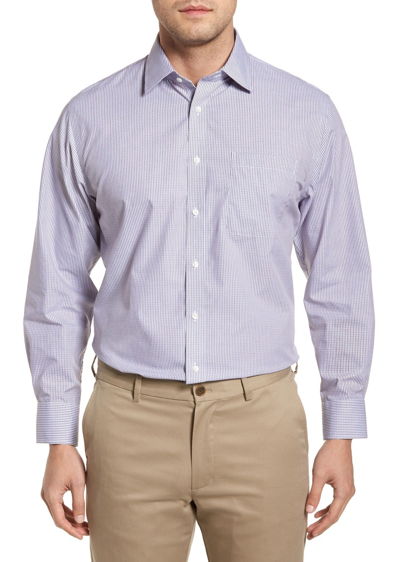 Nordstrom nordstrom men 39 s shop traditional fit non iron for Men s no iron dress shirts