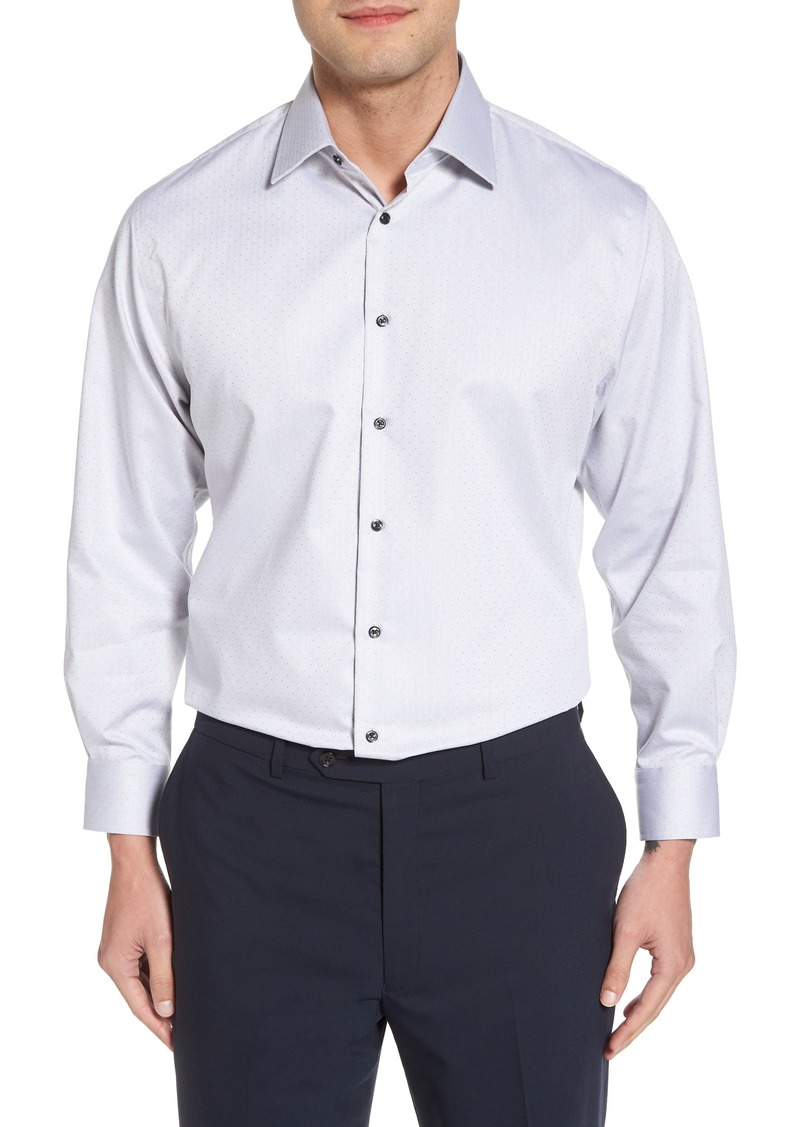 1142bdde55ca6 Nordstrom Nordstrom Men s Shop Traditional Fit Non-Iron Dress Shirt