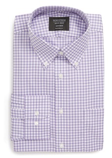 Nordstrom Traditional Fit Non-Iron Gingham Dress Shirt
