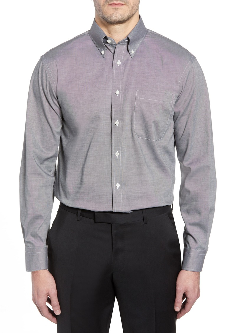 05ab7207a5aaf Nordstrom Nordstrom Men s Shop Traditional Fit Non-Iron Dress Shirt ...