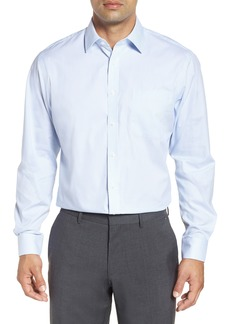 Nordstrom Men's Shop Traditional Fit Non-Iron Stripe Dress Shirt